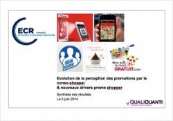 ECR shopper